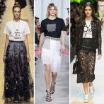Spring 2017 Trend #2: Wordy T-Shirts