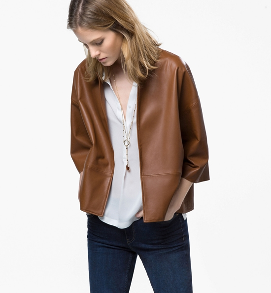 The Best (Affordable) Leather Jackets for Spring 2015 ...