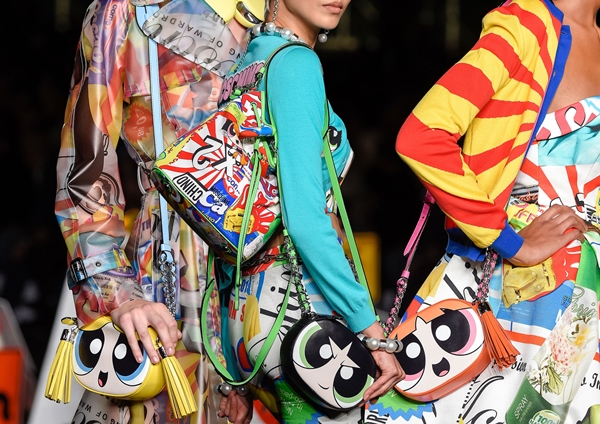 3745470ee9 Moschino x The Powerpuff Girls ⋆ Real Life Style | Real Life Style