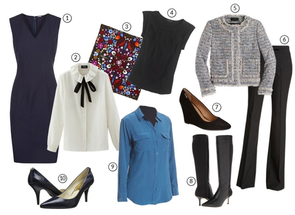 10 items for work
