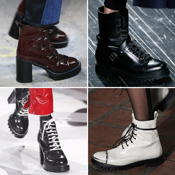 Fall 2016 Accessory Trend: Combat Boots - Real Life Style | Real ...