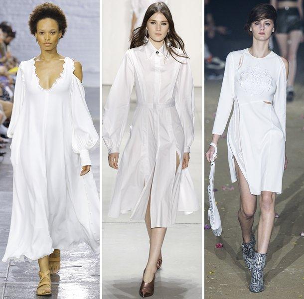 Risultati immagini per white trend 2017