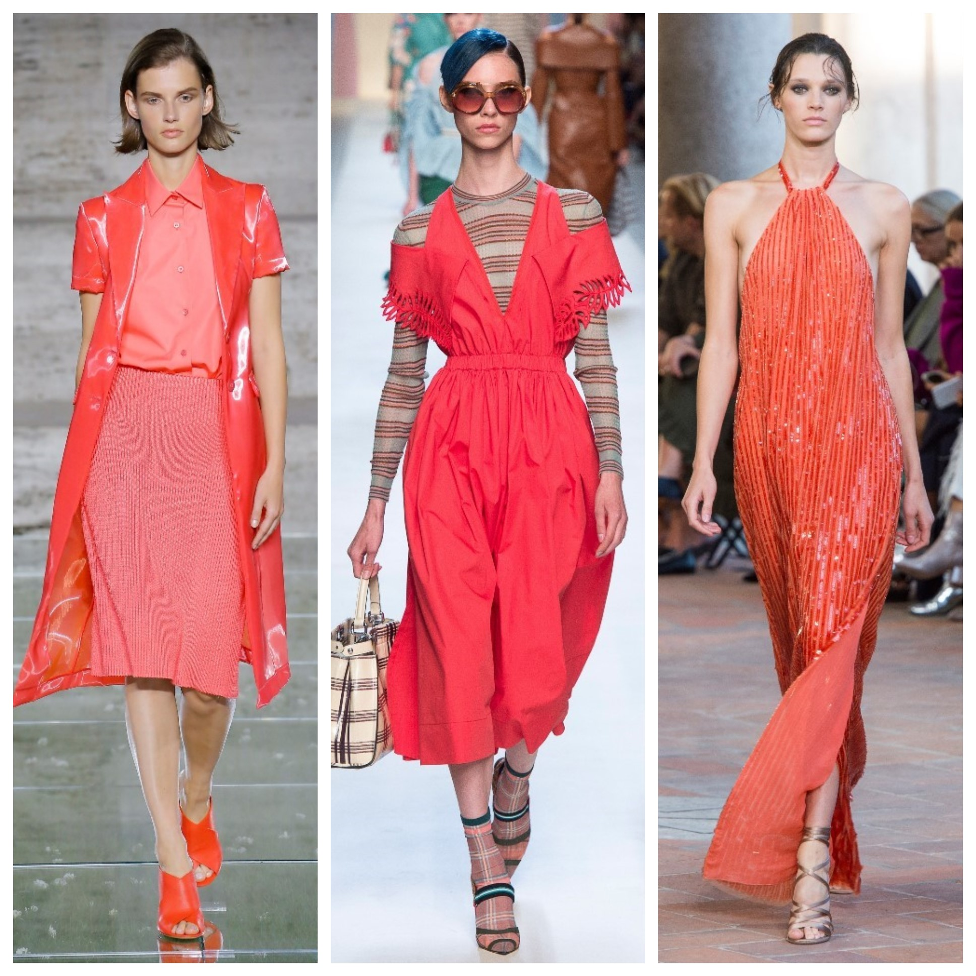 Spring 2018 Colors Coral