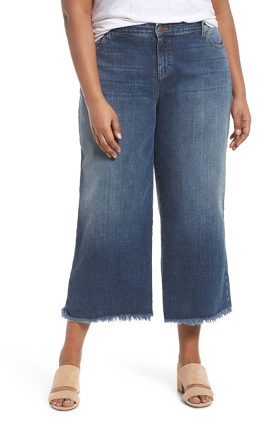 plus size eileen fisher jeans