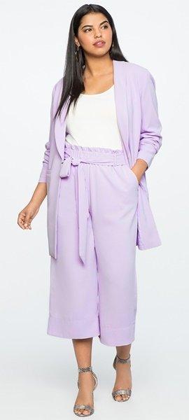 plus size eloquii lavender