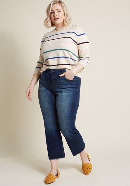 plus size modcloth jeans