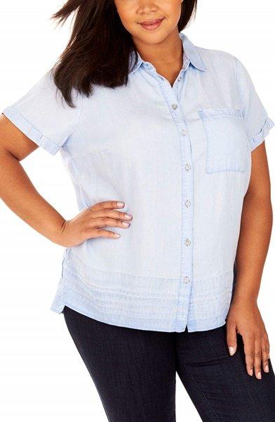 plus size rebel wilson shirt