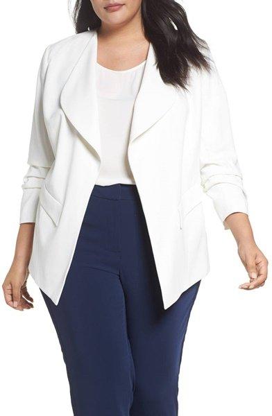 plus size sejour jacket
