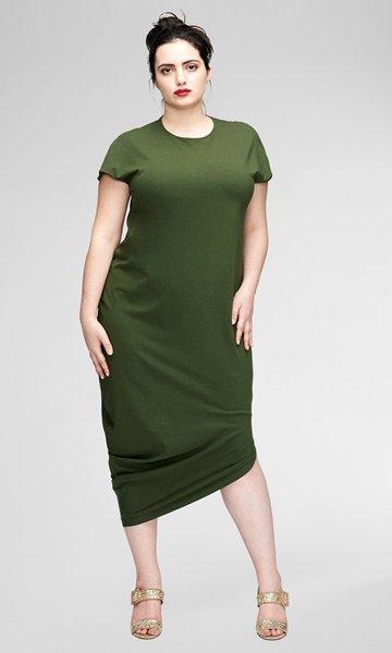 plus size universal standard dress